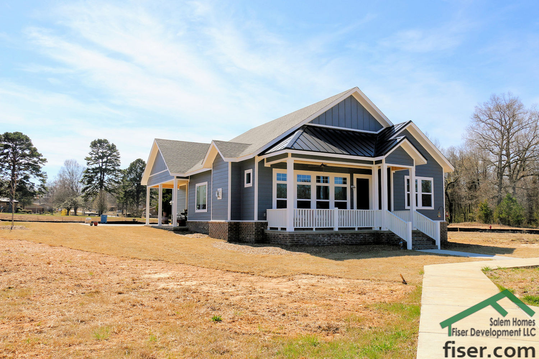 Custom Home in Olde Salem Township