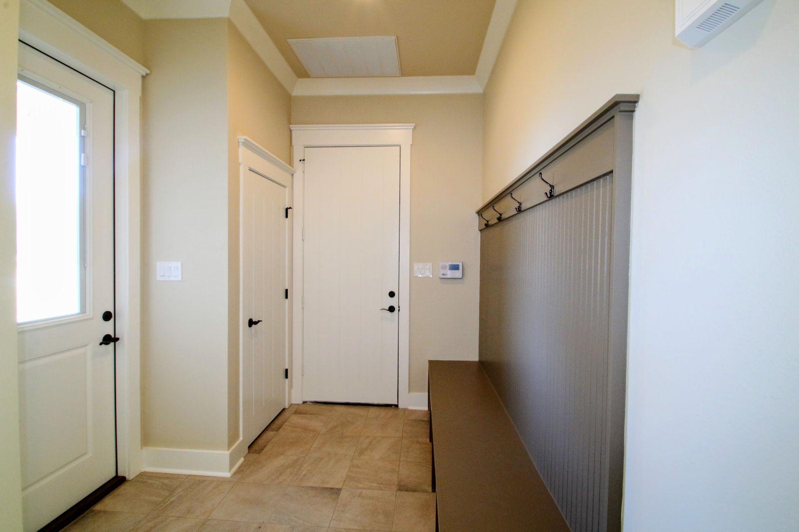 Nantucket Mud Room