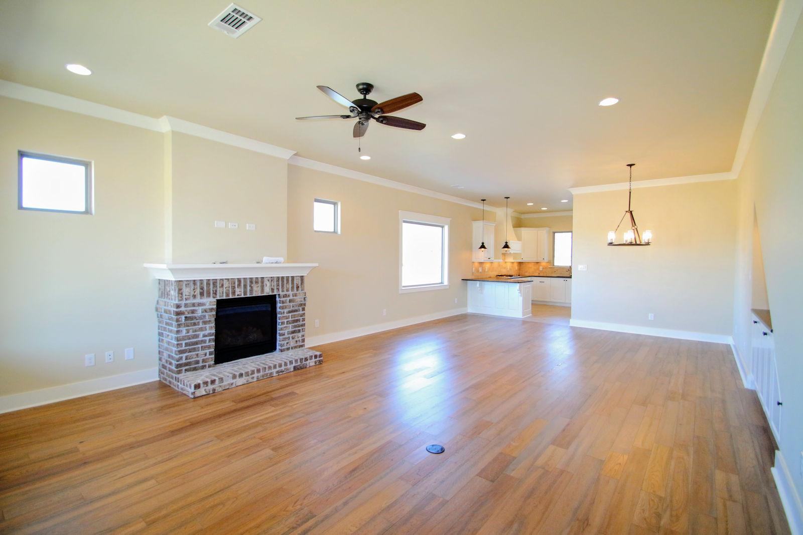 Nantucket Living Space