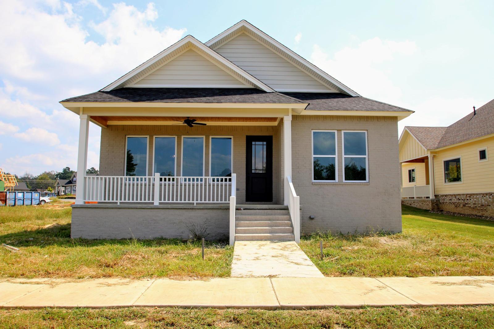 Bellewood Home Exterior Front
