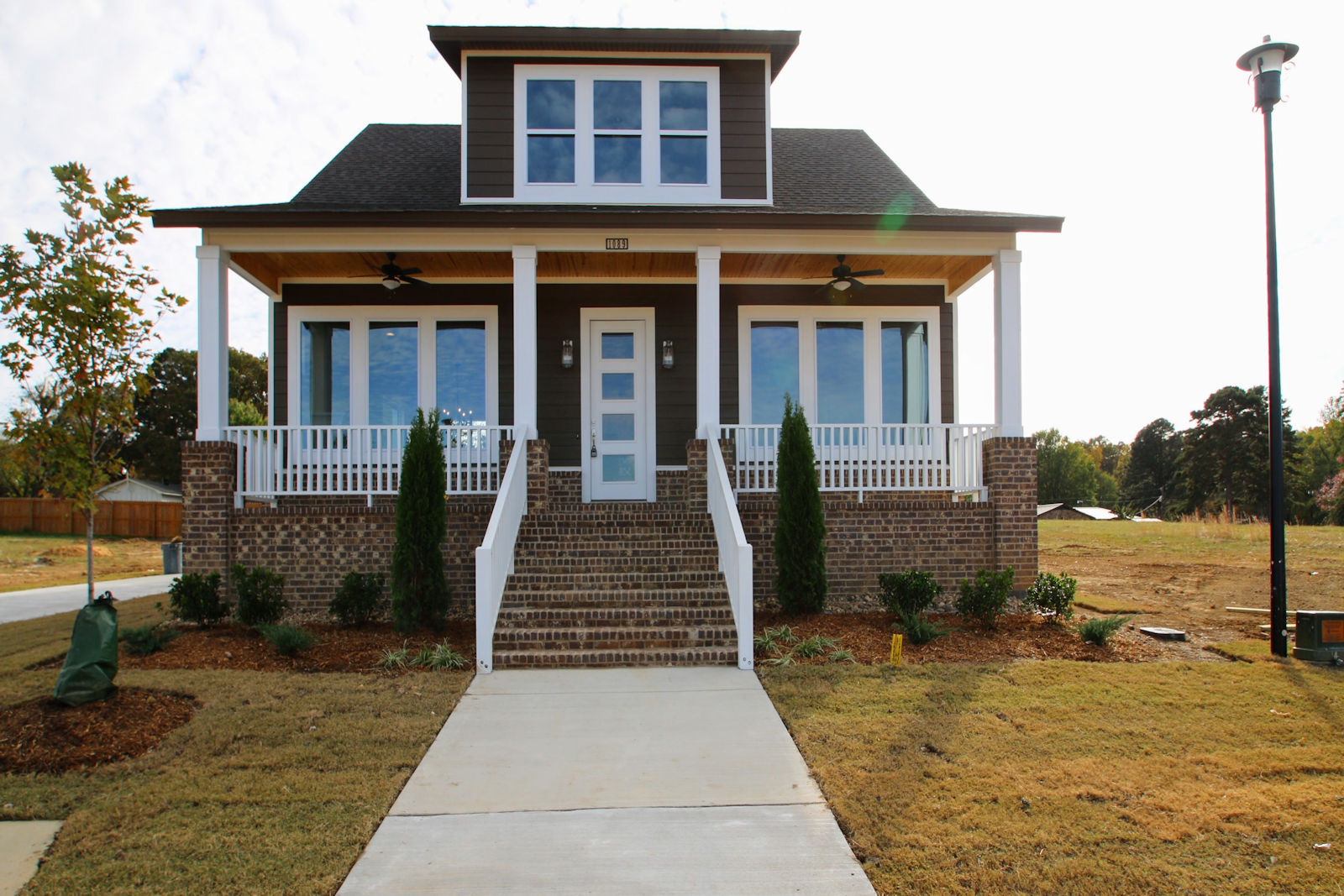 Hillcrest House Plan Exterior